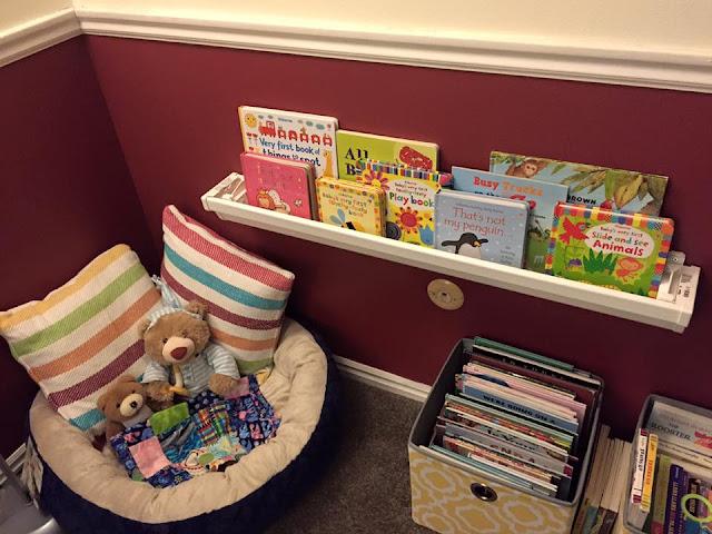 Children's Book Shelf Ideas