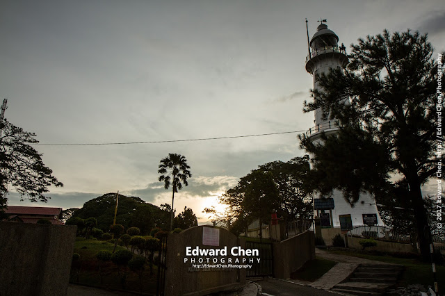 Bukit Melawati Lighthouse.
