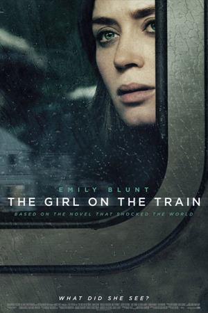 Jadwal THE GIRL ON THE TRAIN di Bioskop