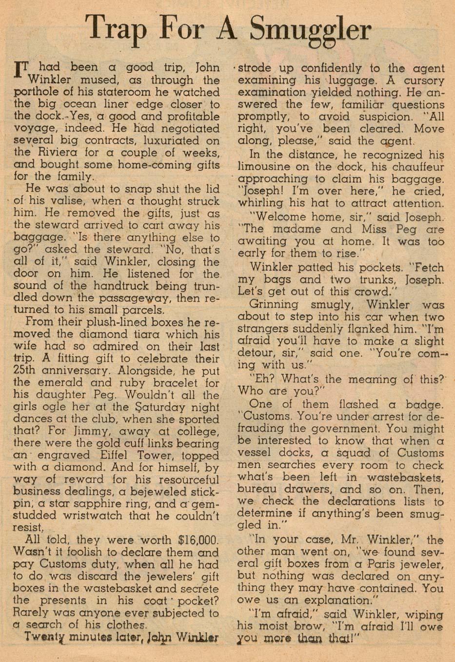 Read online Detective Comics (1937) comic -  Issue #242 - 25