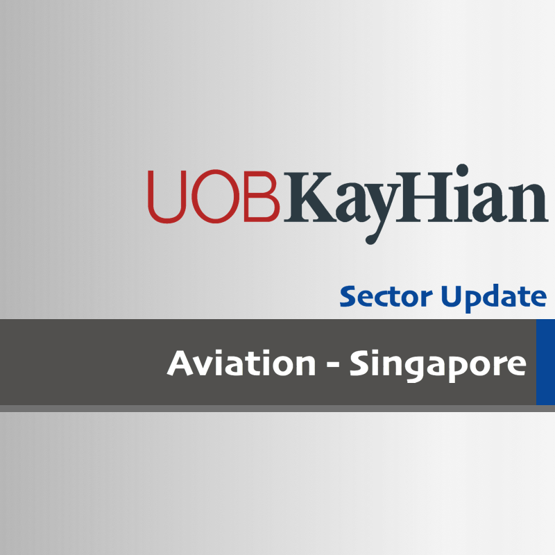 Aviation Singapore - UOB Kay Hian 2016-09-16: Steep Decline In SIA's Pax Traffic Leads To The Largest Drop In Load Factor; Negative Implications For SATS And SIAEC