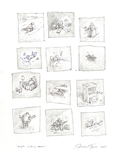 narrative illustration 2013: Check out the Work of Shaun Tan