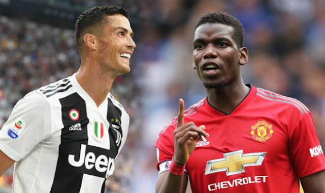 """MU khốn đốn: Pogba bỏ trốn về Juventus """"phò tá"""" Ronaldo trong tháng Giêng 2"""