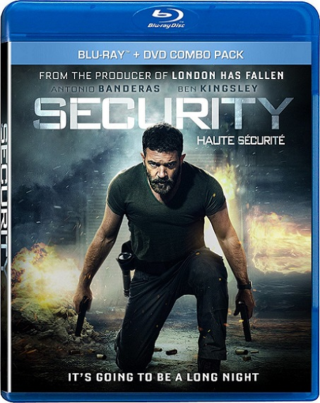 Security (2017) m1080p BDRip 6.7GB mkv Dual Audio AC3 5.1 ch