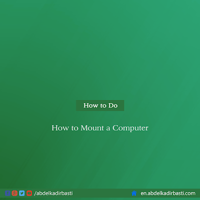 How to Mount a Computer