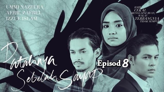 Drama Patahnya Sebelah Sayap - Episod 8 (HD)