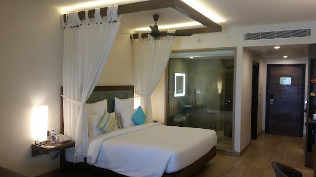 Novotel Bheemili Room