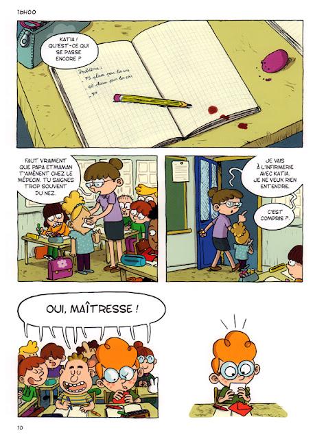 L'invitation aux éditions Frimousse page 10