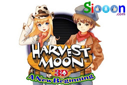 Free Download Game Harvestmoon A New Beginning for Computer PC Laptop