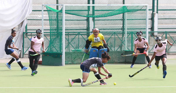Madhya Pradesh Hockey Academy enter semis of Hockey India 7th Junior National Hockey Championship 2017