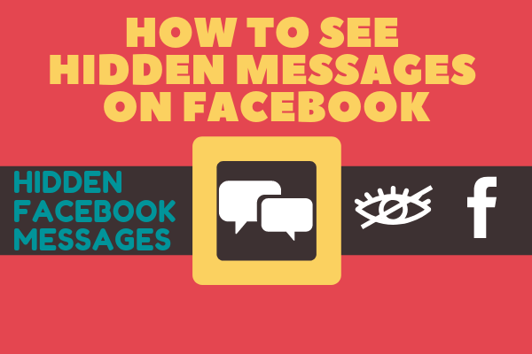 Hidden Facebook Messages