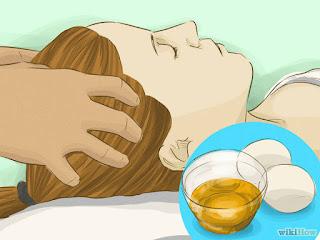 تدليك فروة الراس ينشط الدورة الدموية وبصيلات الشعر