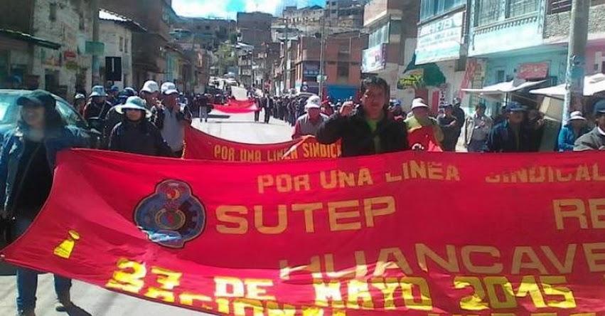 SUTEP Lambayeque no acatará paro laboral del 5 de abril