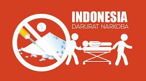 Indonesia Darurat Narkotik Dan Psikotropika