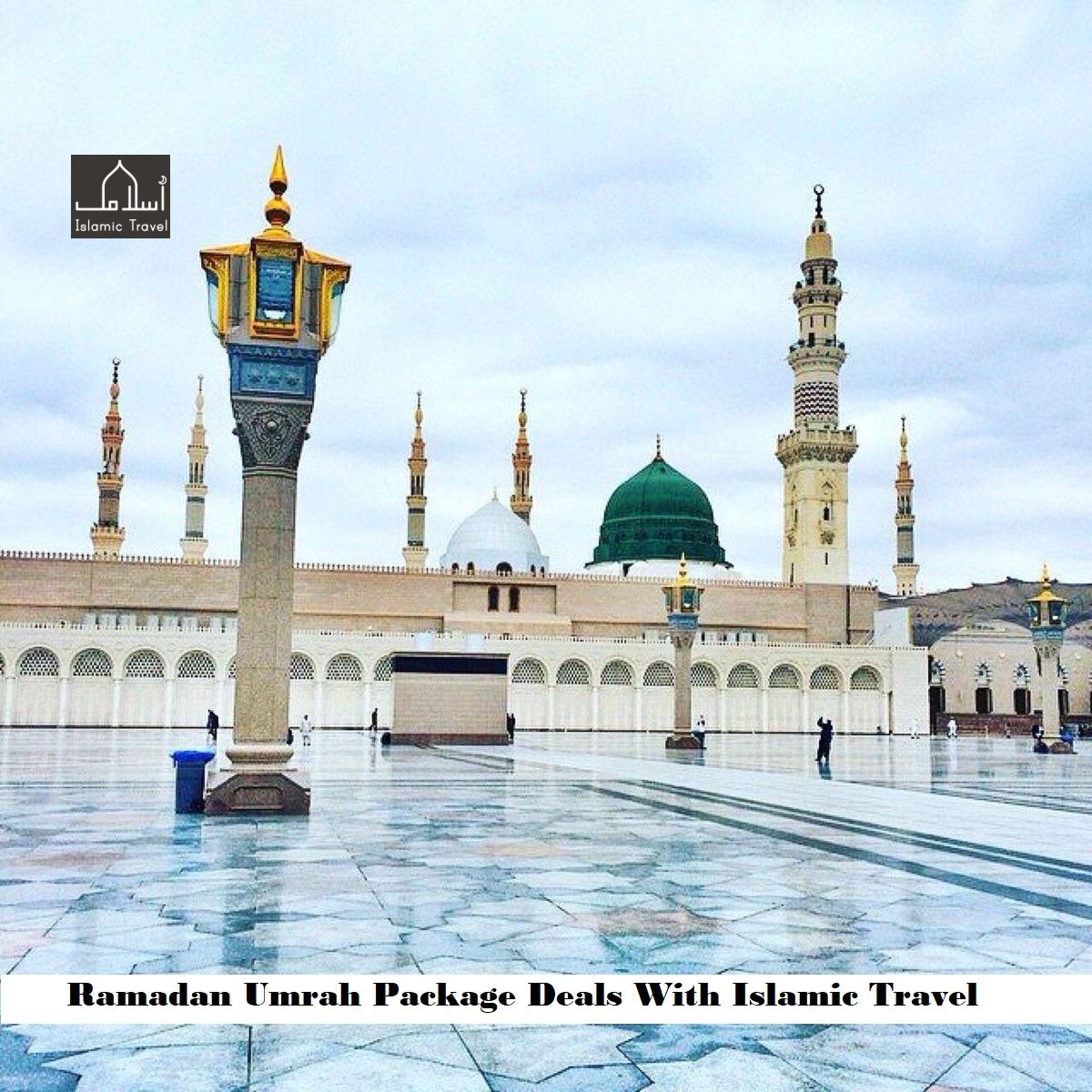 Umrah Banner: Hajj Services