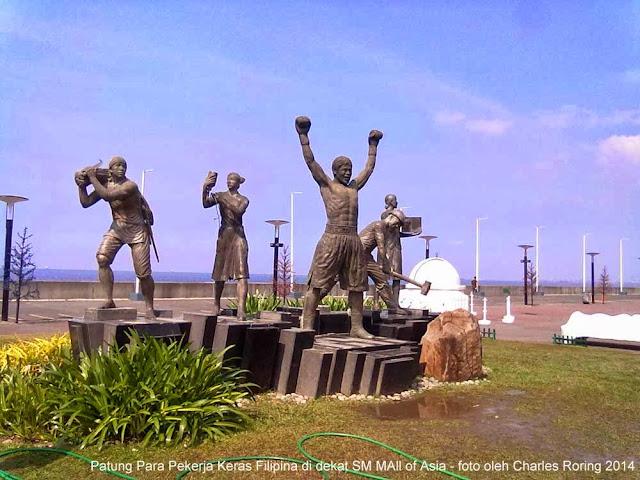 Petani, perawat, guru dan pekerja konstruksi, Manny Pacquiao petinju