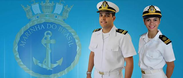 Marinha abre 9 vagas para Bacharel em Informática em concurso público.