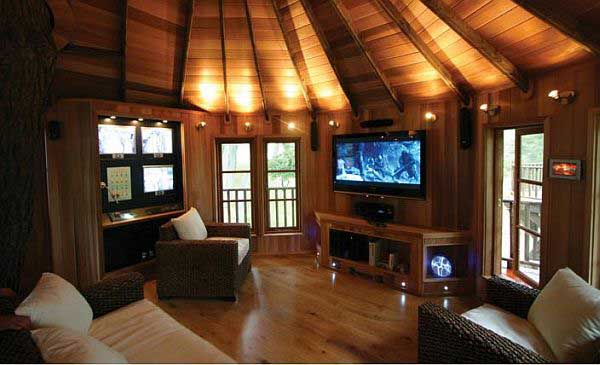 Vidas Think Tank Ecofriendly Forts Tree house Resorts And Things Of The Sort