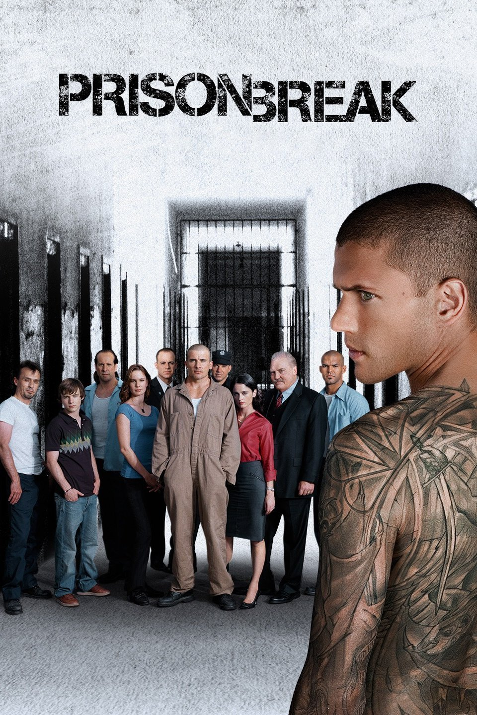 Ver Serie Prisión Break completa 1/4 Temporadas en HD latino ...