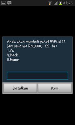 Cara Daftar Wifi Id Gratis Telkomsel, XL, Indosat dan Axis