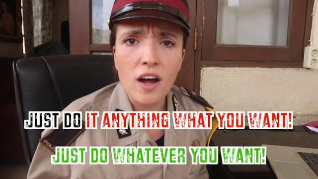 Belajar Bahasa Inggris Gratis di Youtube Sacha Stevenson