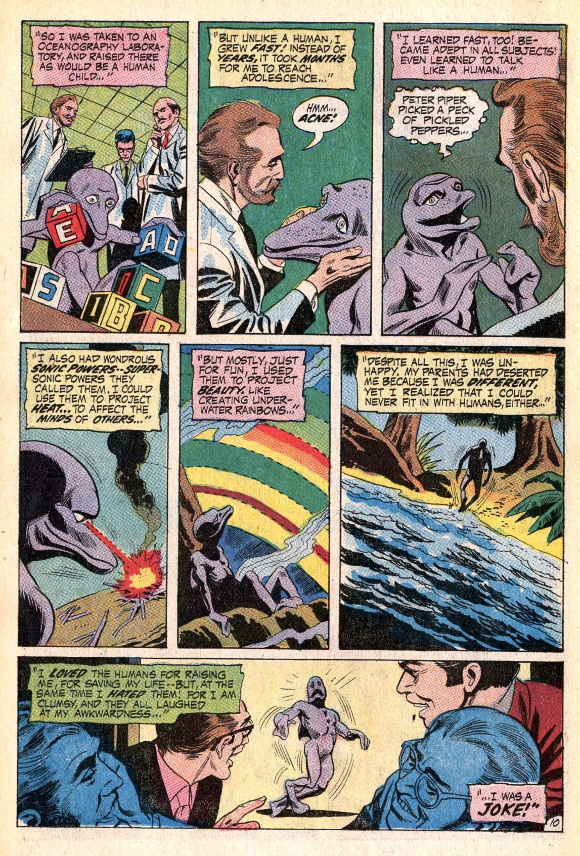 Read online World's Finest Comics comic -  Issue #203 - 14