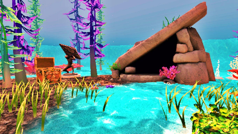 Sims 3 Lot Download: Mermaid's Den (Diving Spot)   Sanjana