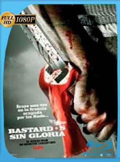 Malditos bastardos 2009 HD [1080p] Latino [GoogleDrive] Dizon