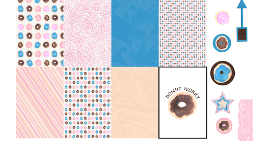 Don't Donut Forget Me Free Printable!