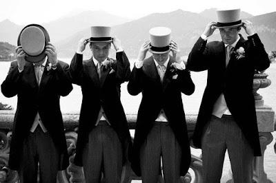 regole per il look dei testimoni di nozze