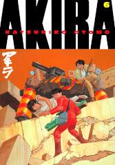 Cover of Akira Volume 6 Manga Graphic Novel