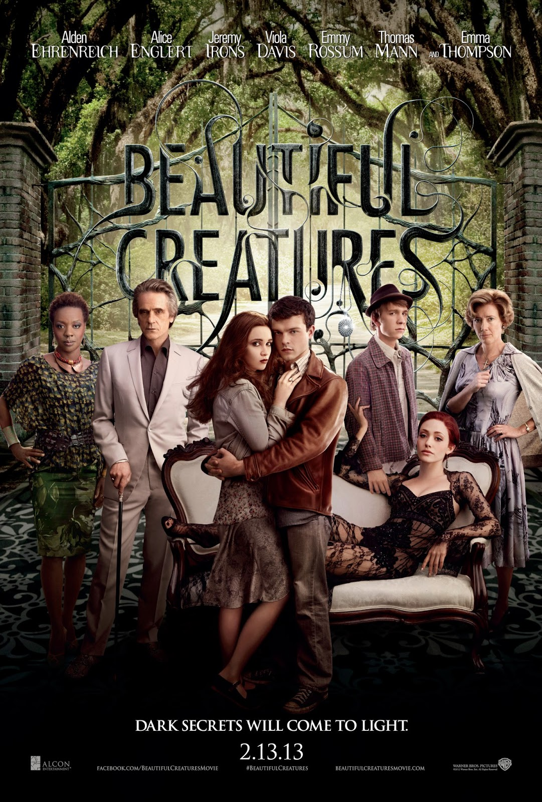 Beautiful Creatures 2013 - Full (HD)