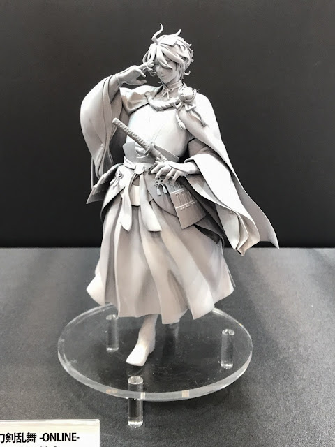 Touken Ranbu – Online – Kasen Kanesada Statue Legend