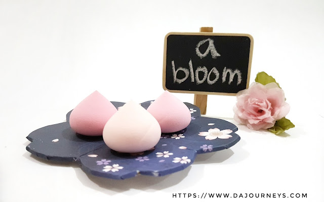 Review A'BLOOM Baby Meringue Puff