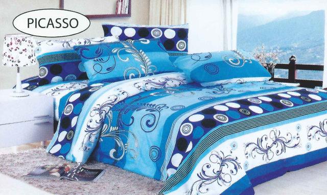 Bonita Sprei Dan Bed Cover Picasso