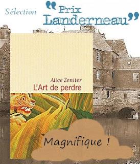 l'art de perdre Alice Zeniter Flammarion rentrée littéraire 2017 prix Landerneau avis chronique critique blog roman Algérie Harkis
