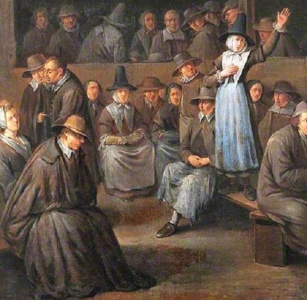 How Old Was Anne Hutchinson When She Died