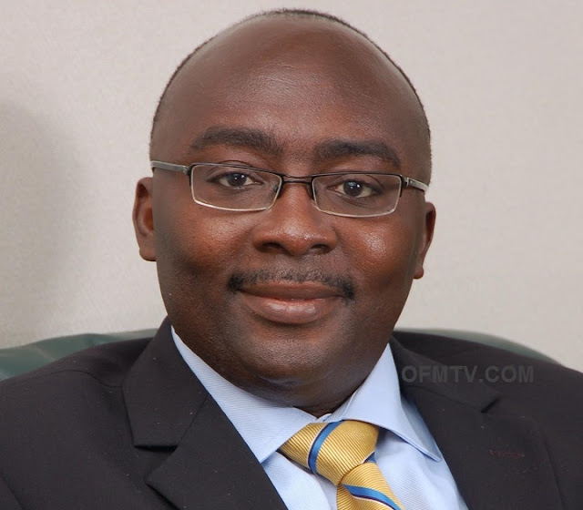 Vice Prez. Bawumia clears air on excessive borrowing