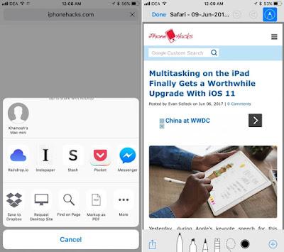 Fitur – fitur Tersembunyi di iOS 11 untuk iPhone dan iPad Indonesia