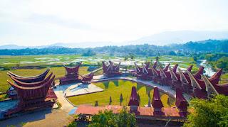 Lapisan dan Bentuk Tongkonan Toraja