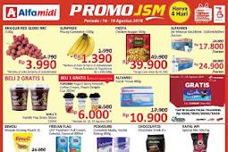 Katalog Promo JSM Alfamidi Terbaru 16 - 19 Agustus 2018