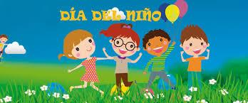 tarjeta feliz día del niño