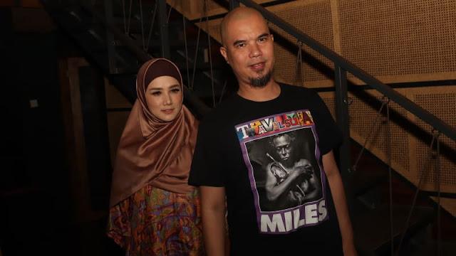 Sah! Ahmad Dhani dan Mulan Jameela Ganti Nama