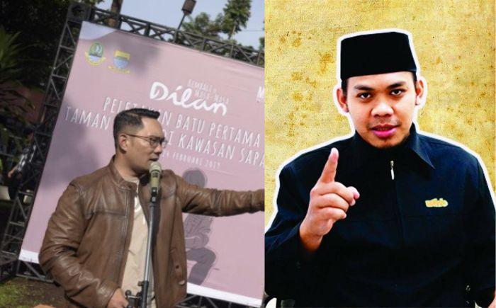 Soal Dilan, Pemuda Ini Peringatkan Ridwan Kamil