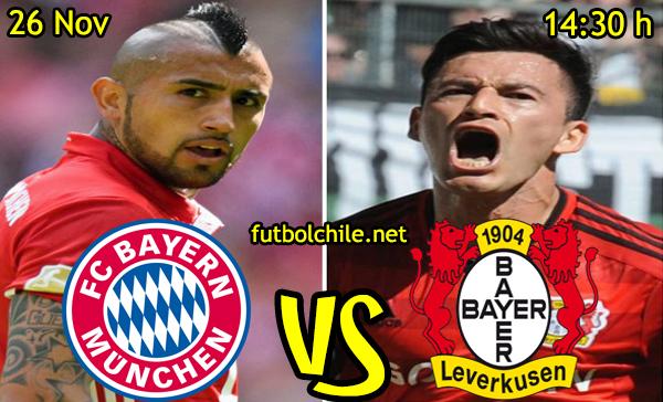 Ver stream hd youtube facebook movil android ios iphone table ipad windows mac linux resultado en vivo, online: Bayern Munich vs Bayer Leverkusen