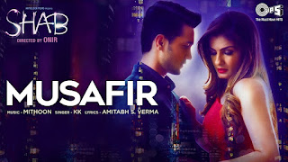 Musafir – HD Video Song from movie Shab