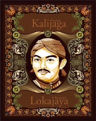 SKINTONE Sunan Kalijaga in Classic Frame Style
