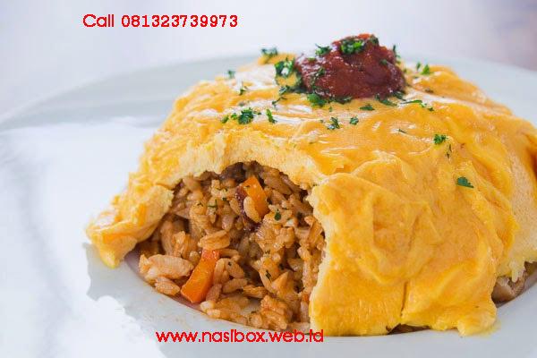 Resep nasi goreng omelete nasi box patenggang ciwidey