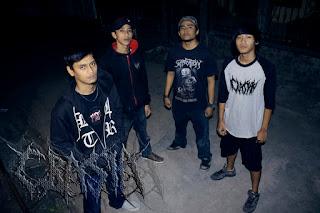 Crasia Band Death Metal GoreGrind Cimahi Bandung Jawa Barat Foto Images Gambar Logo Artwork Cover Wallpaper