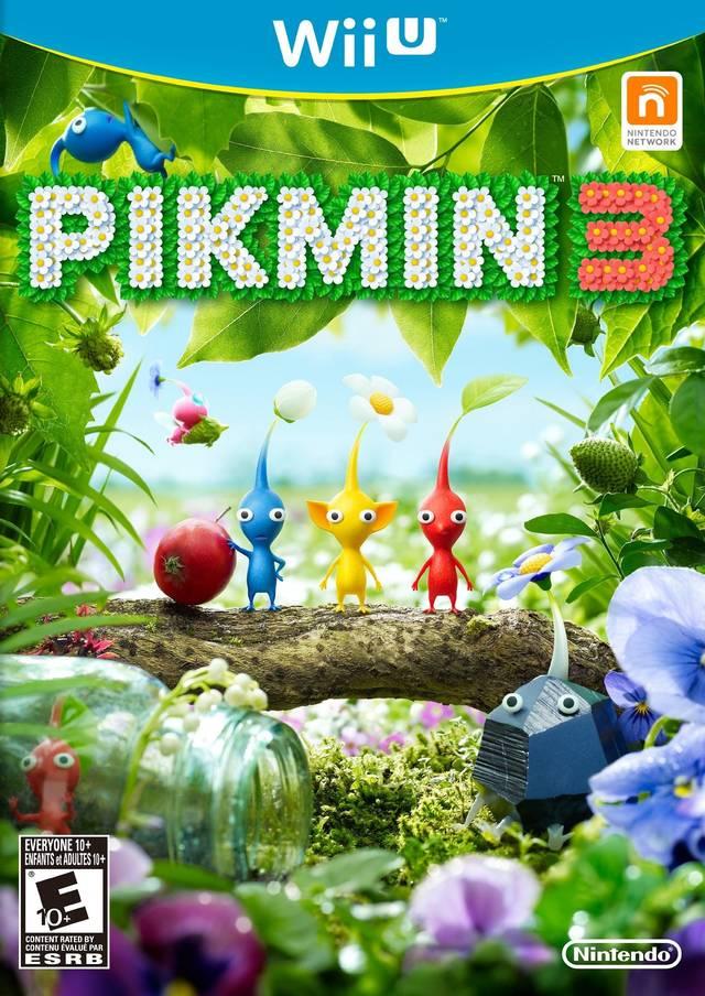 Superphillip Central Pikmin 3 Wii U Review